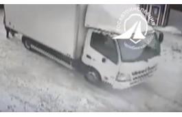 В Троицке грузовик задавил женщину